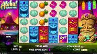 Aloha! Free Spins